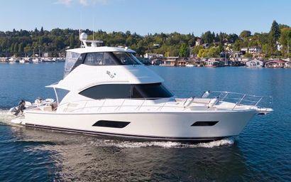 2022 54' Riviera-54EB Seattle, WA, US