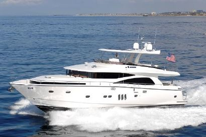 2021 80' Johnson-80 Motor Yacht Newport Beach, TW