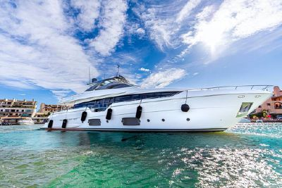 2020 Ferretti Yachts 960