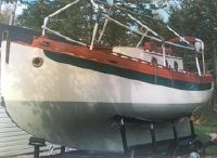 2003 Custom Falmouth Cutter