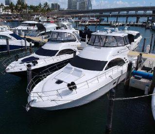 2008 58' Sea Ray-58 Sedan Bridge Miami, FL, US