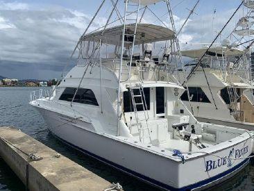 1988 50' Bertram-50 Convertible Port Of Spain, TT