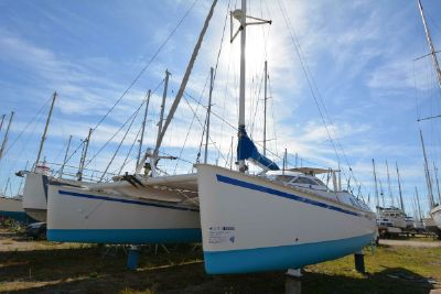 1989 Outremer 40/42