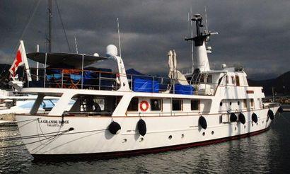 1961 108' 3'' De Beer-33 m Classic Motoryacht Genova, IT