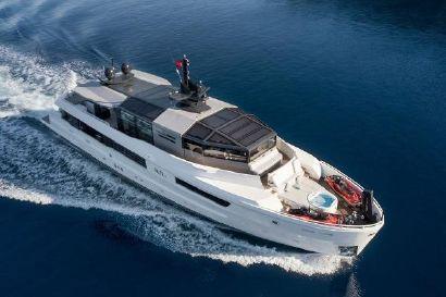 2012 116' 6'' Arcadia Yachts-Sun Gocek, TR