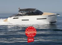 2022 De Antonio Yachts D46 Open