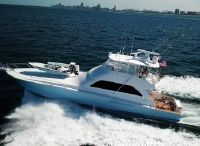 2005 Viking 74 Convertible