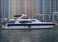 2014 Motor Yacht Dubai Marine 85