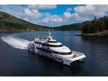 1994 126' Ferry-Passenger, Catamaran Vessel Victoria, BC, CA
