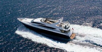 2010 96' 6'' Princess-95 Motor Yacht beirut, LB