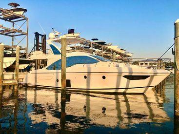 2021 50' Azimut-50 Sarasota, FL, US