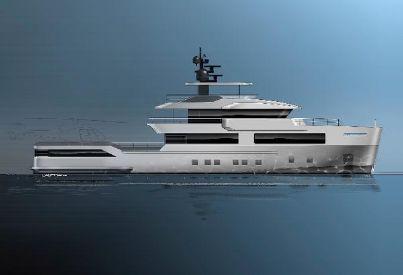 2023 124' 8'' Custom-NedXplor 38 Monaco, MC
