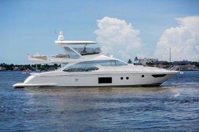 2017 66' Azimut-Flybridge Motor Yacht Naples, FL, US