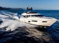 2021 Ferretti Yachts 720