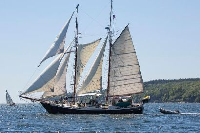 1998 72' Custom-Topsail Schooner Islesboro, ME, US
