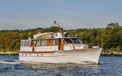 1973 60' Trumpy-Houseboat Portsmouth, RI, US