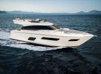 2017 Ferretti Yachts 550