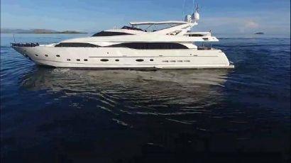 2005 111' 7'' Ferretti Yachts-Custom Line 112 singapour, SG