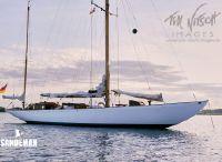 1936 Abeking & Rasmussen Seefahrtkreuzer Racer Cruiser Yawl