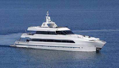 2008 121' Custom-M/Y Luxury FB Yacht Athens, GR