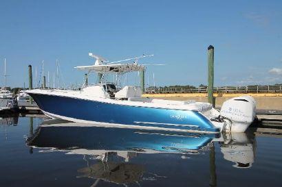 2011 38' Edgewater-388CC Wilmington, NC, US