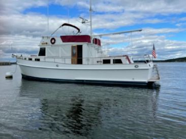 1984 49' Grand Banks-49 Classic Trawler Boothbay, ME, US