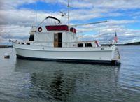 1984 Grand Banks 49 Classic Trawler
