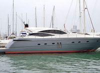 2007 Pershing 62