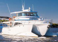 2002 Azzura catamaran