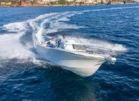 2022 White Shark 240 SC