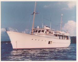 1964 86' Feadship-Classic Canoe Stern Freeport, BS