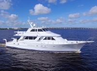 1986 Stephens Enclosed Pilothouse MY