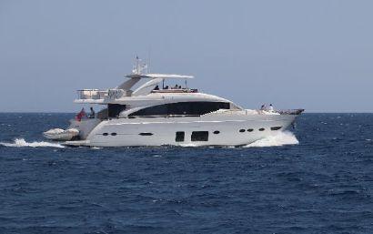 2014 88' Princess-88 Motor Yacht Limassol, CY