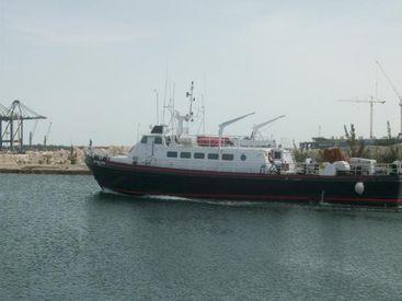1974 96' Camcraft-Crewboat Freeport, BS