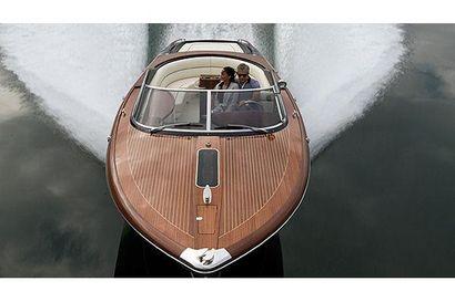 2008 33' Riva-Aquariva Super Geneve, CH
