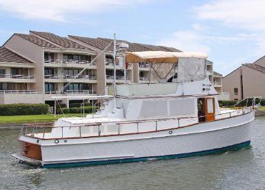 1978 42' Grand Banks-Classic Trawler Saint Petersburg, FL, US