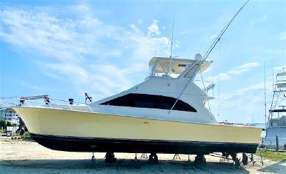 1999 48' Ocean Yachts-48 Super Sport Cape May, NJ, US