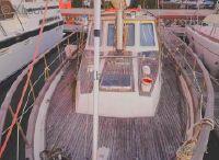 1983 siltala yacht NAUTICAT 38 KETCH
