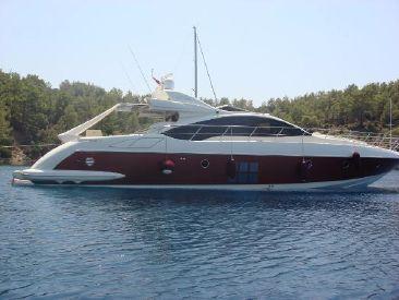 2007 69' 6'' Azimut-68S İstanbul, TR