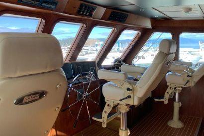 2010 90' Custom-90' Expedition Yacht Anacortes, WA, US