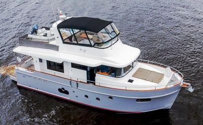 2015 50' Beneteau-Swift Trawler 50 Superior, WI, US