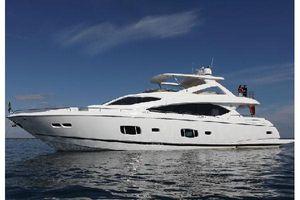 2011 88' 2'' Sunseeker-88 Yacht Istanbul, TR