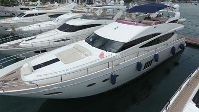2011 79' 1'' Princess-78 Motor Yacht TR