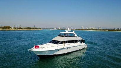 1997 80' Lazzara Yachts-80 Bundall, QLD, AU