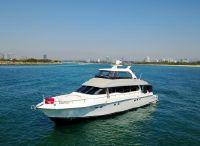 1997 Lazzara Yachts 80