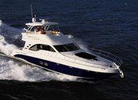 2010 Sea Ray 580 Sedan Bridge