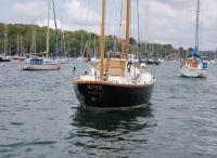 1990 Cornish Crabber Yawl