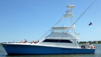 1989 63' Ocean Yachts-63 Sportfish Atlantic City, NJ, US