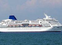 1992 Cruise Ship, 1742 Passengers -Stock No. S2376