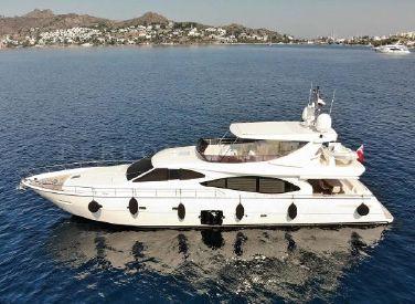 2008 78' 9'' Ferretti Yachts-780 Mugla, TR